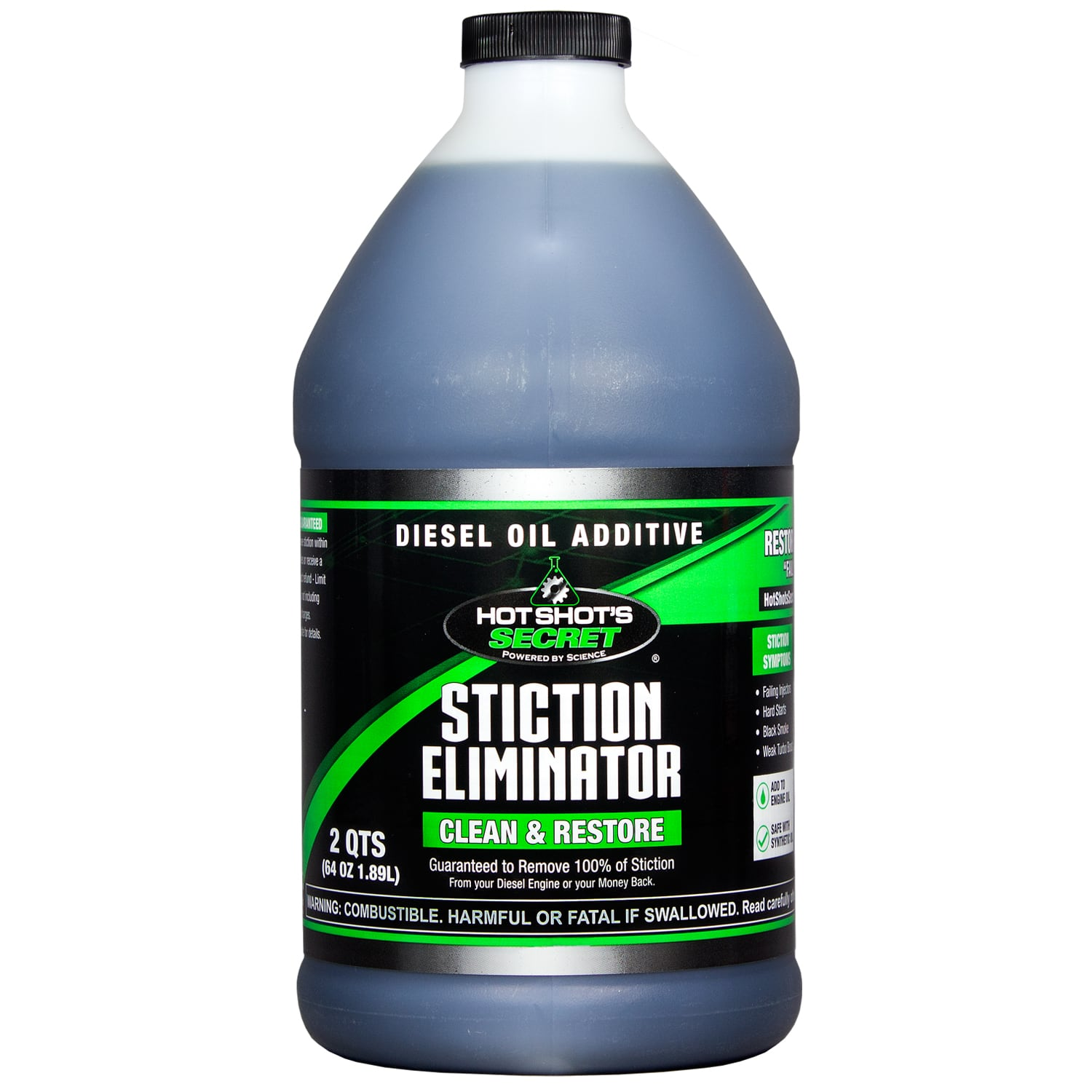 Hot Shot's Secret Stiction Eliminator