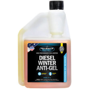 diesel winter anti-gel squeeze 16 oz