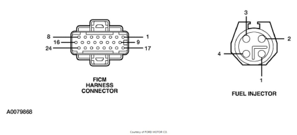 Ford 6 0 Injector Diagram Guide And Troubleshooting Of