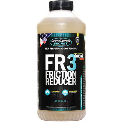 FR3 Friction Reducer