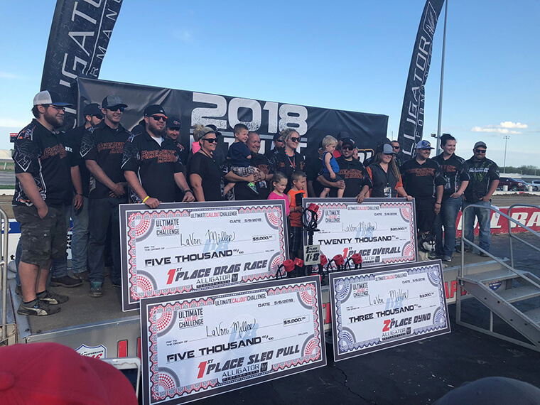 Firepunk Diesel Ultimate Callout Challenge Win in Indianapolis