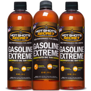 3 12 ounce gasoline extreme bottles