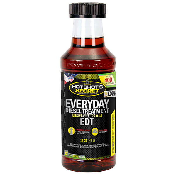 Everyday Diesel Treatment 16 ounce round bottle