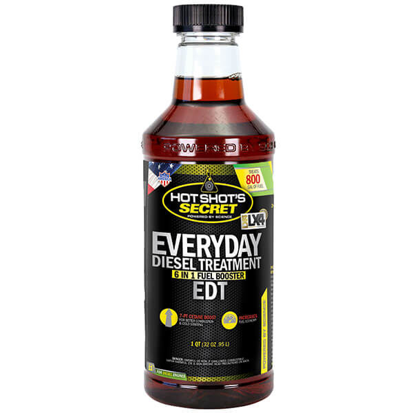 Everyday Diesel Treatment 1 quart bottle