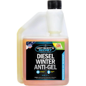 diesel winter anti gel 16 oz squeeze