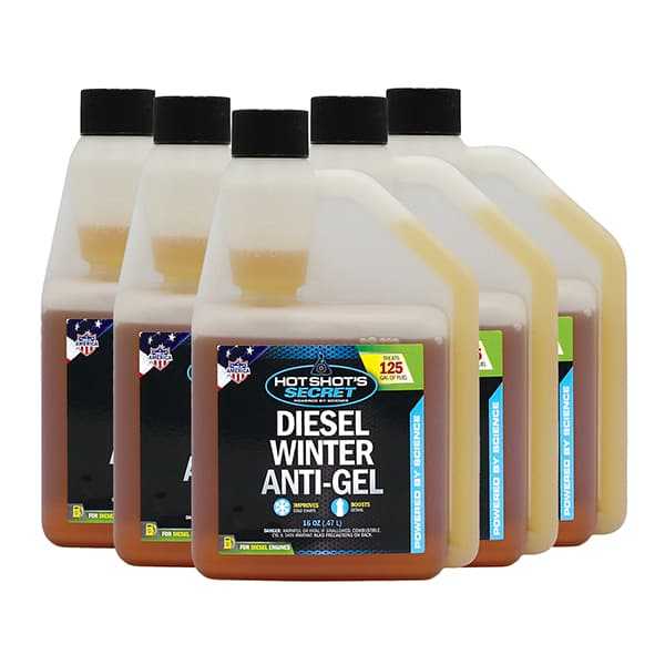 diesel winter anti gel