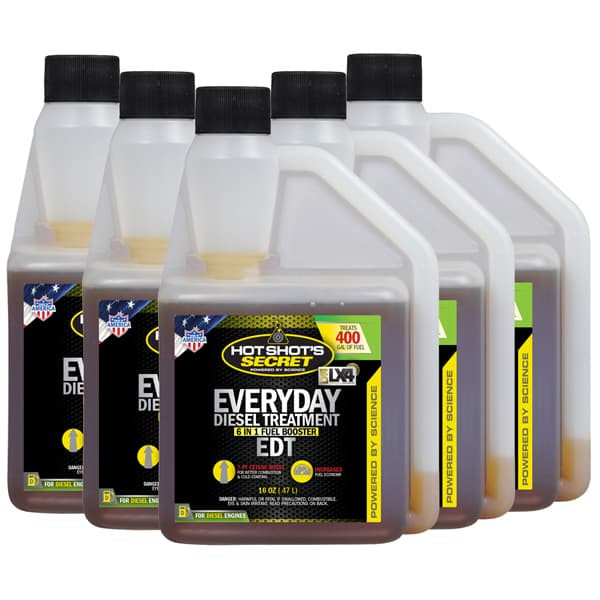 5 pack edt everyday diesel treatment squeeze