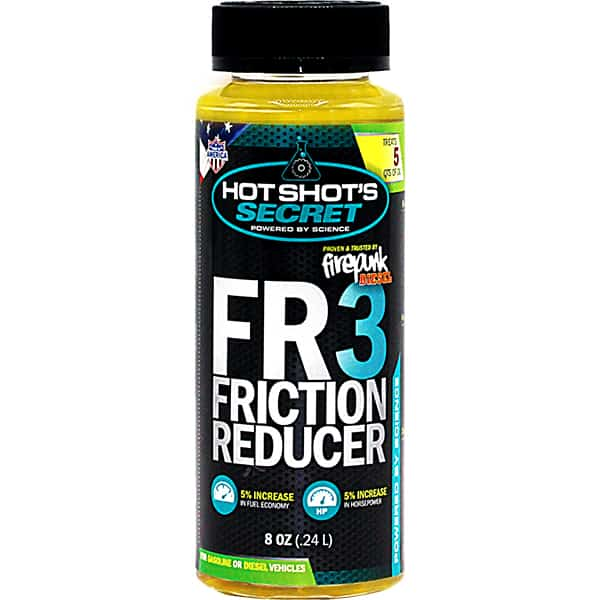 FR3 FRICTION REDUCER 8 OZ