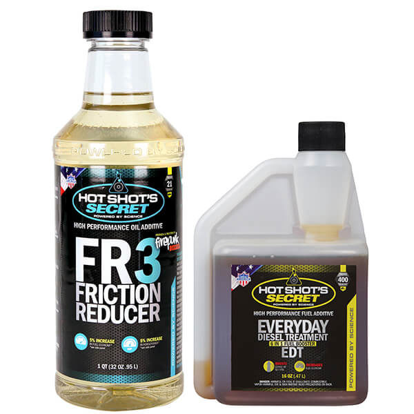 FR3 1 quart and EDT 16 ounce squeeze
