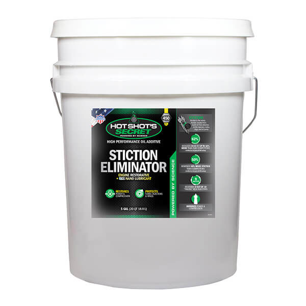 Stiction Eliminator 5 gallons