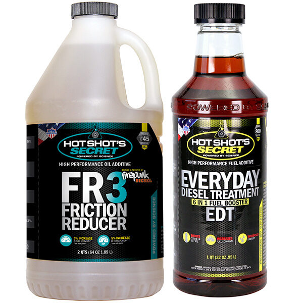 FR3 2 quarts and EDT 1 quart