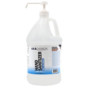 1 Gallon Hand Sanitizer with Spray Pump