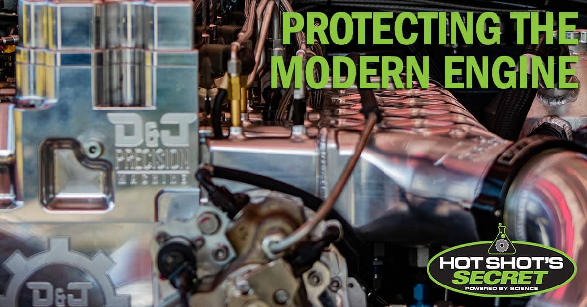 Protecting the Modern Engine
