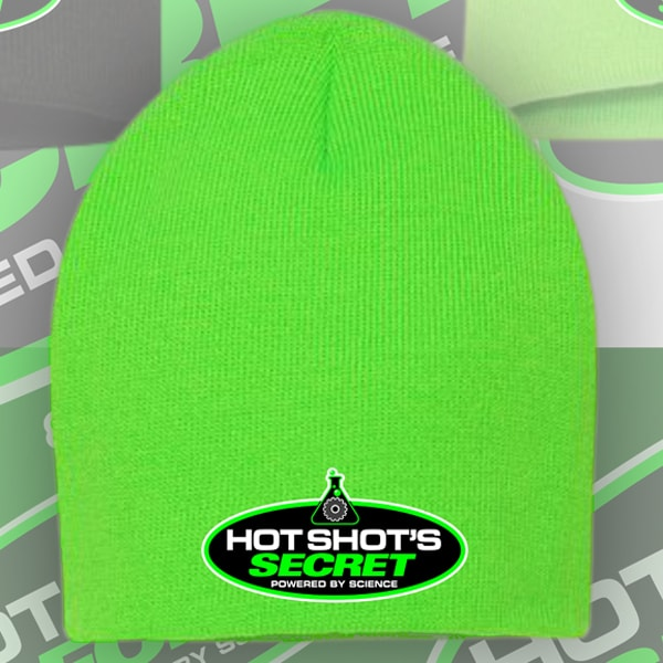 Hot Shot's Secret Beanies - green