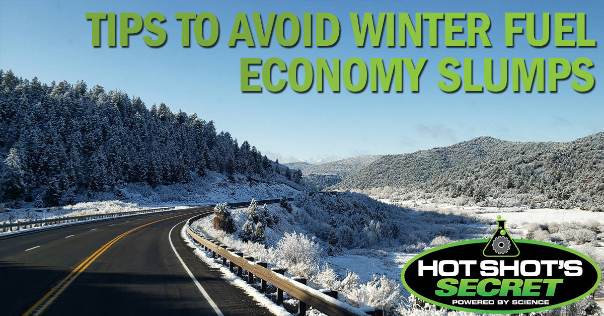 Tips to Avoid Winter Fuel Economy Slumps
