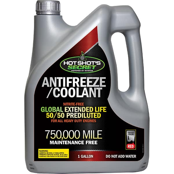 750,000 Mile Heavy Duty Ultra Long Life Red