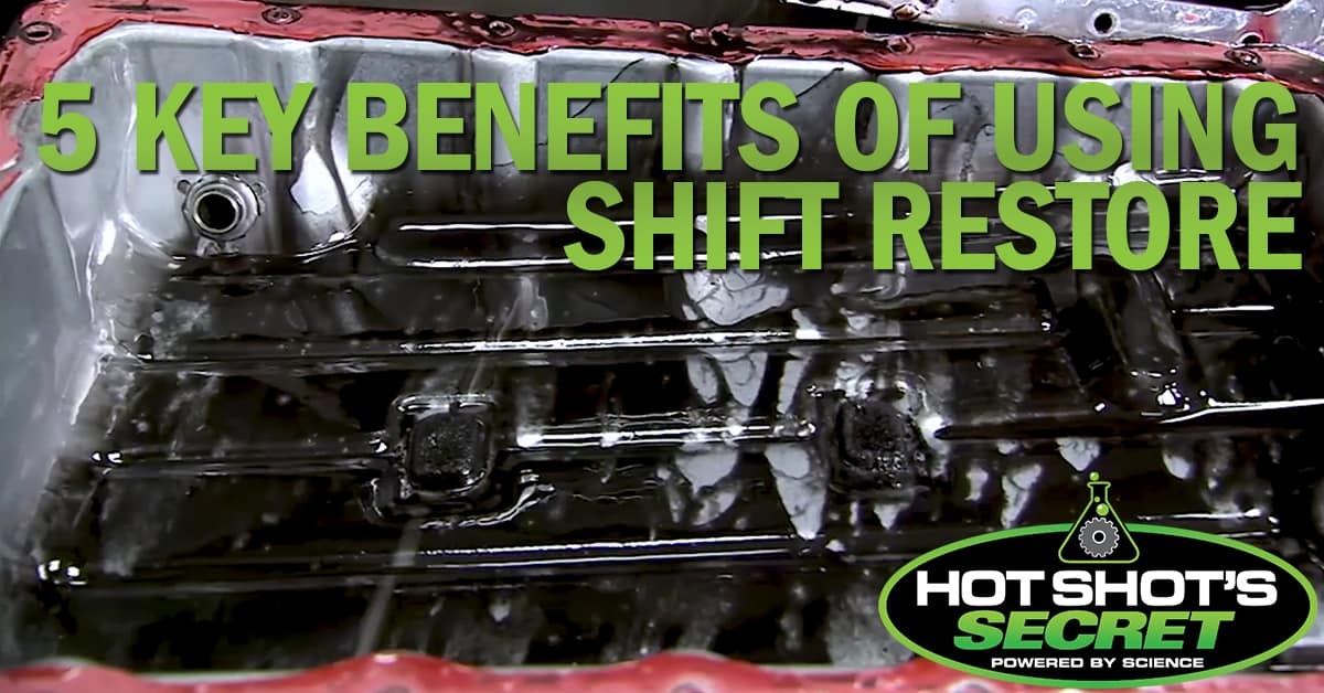 5 Key Benefits of Using Shift Restore