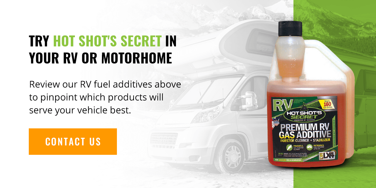 Try Hot Shot's Secret in Your RV or Motorhome