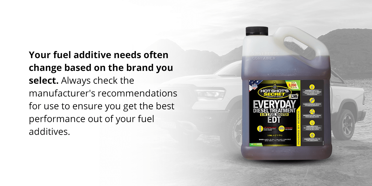 When Should You Use Fuel Additives and Fuel Injector Cleaners?