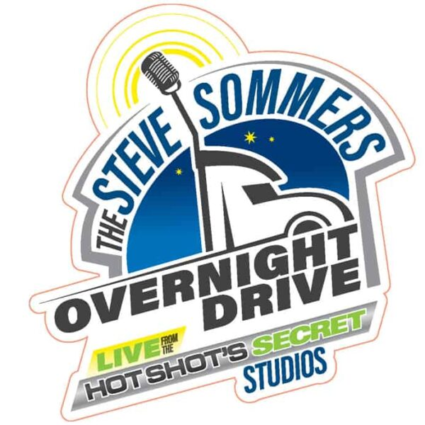 Steve Sommers Overnight Drive:SSOD DECALS