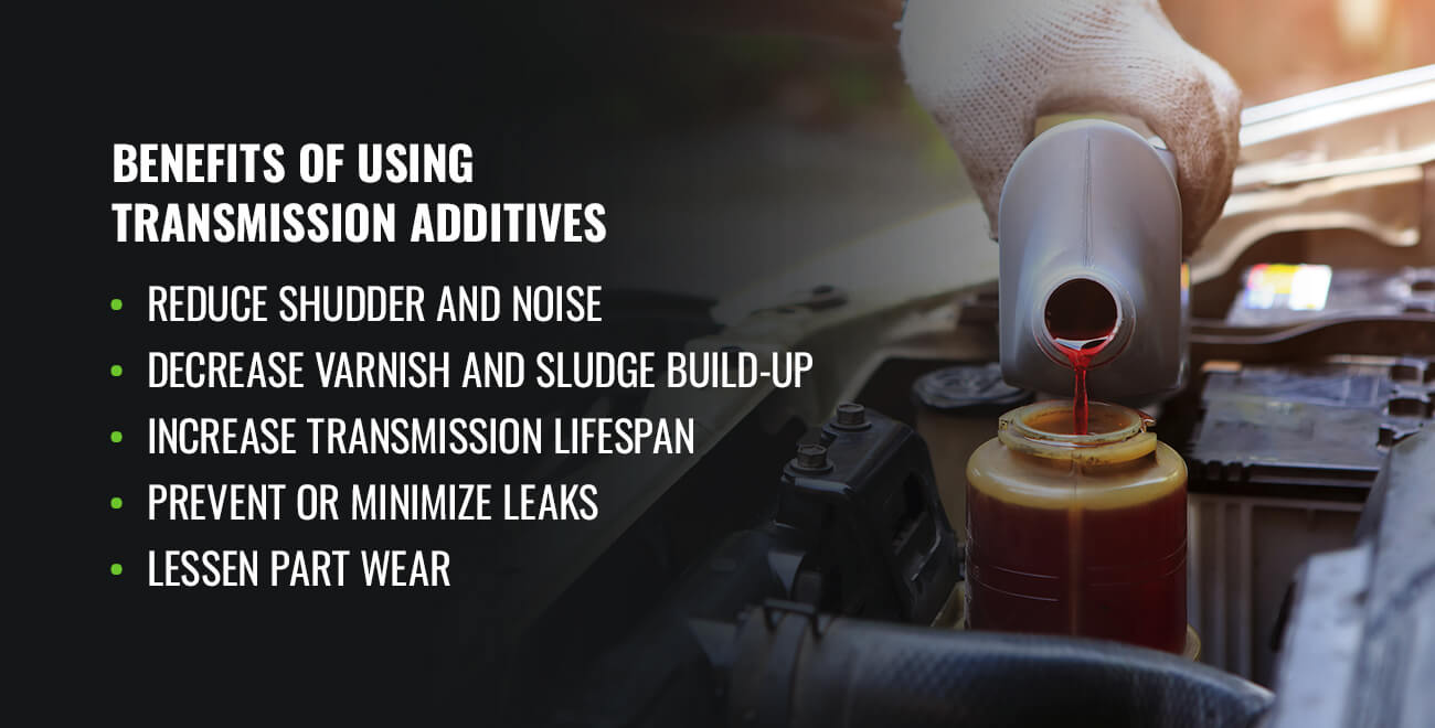 What Are the Benefits of Using Transmission Additives?
