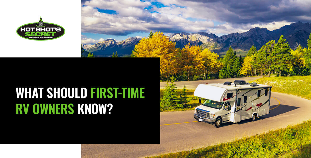 What Should First-Time RV Owners Know?